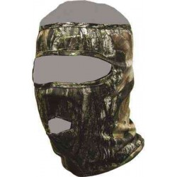 Primos Stretch Fit 3/4 Mask- Breakup