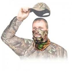 Primos Stretch Fit Half Mask-Realtree APG HD