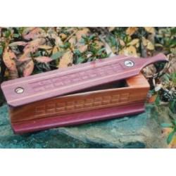 Dad's Cedar & Purpleheart Box Call