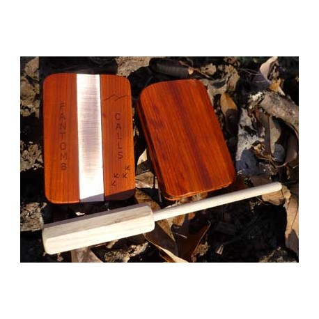 Fantomb Padauk Copper Trough Call