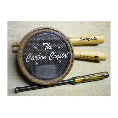 WoodHaven Carbon Crystal