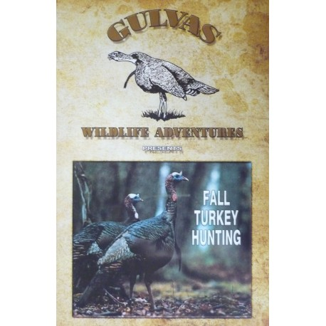 Gulvas Fall Turkey Hunting DVD