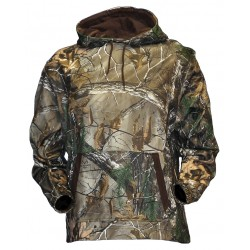 ElimiTick® High Performance Fleece Hoodie - Realtree Xtra