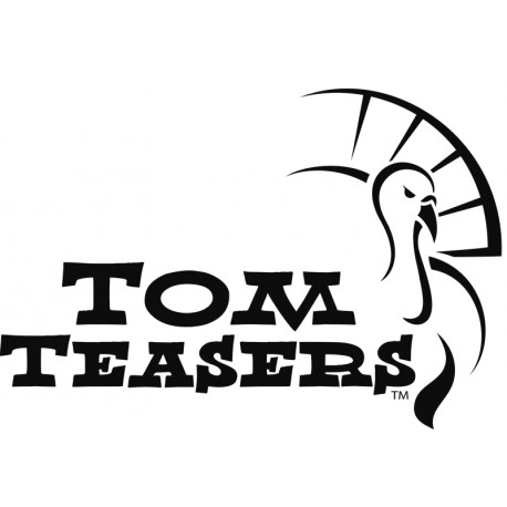 Tom Teasers Decal