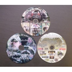 'Calling is Everything' 3 DVD Set by Ray Eye