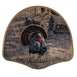 Oak Turkey Display Kit - Grand Slam Series - Eastern