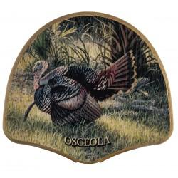 Oak Turkey Display Kit Grand Slam Series - Osceola