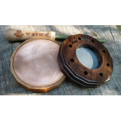 RTD Copper & Slate Two Sided Call