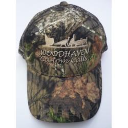 Woodhaven Mossy Oak Country Mesh Back Cap