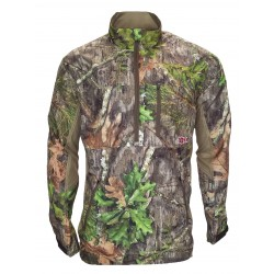 10X Ultra-Lite 1/4 Zip Pullover - Mossy Oak Obsession