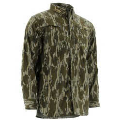 Nomad NWTF Long Sleeve Turkey Shirt - Mossy Oak Original Bottomland