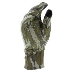 Nomad NWTF Turkey Gloves - Mossy Oak Original Bottomland