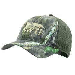 Nomad NWTF Camo Trucker Cap - Mossy Oak Obsession