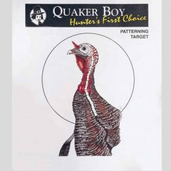 LARGE SIZE TURKEY TARGET - 10 PACK