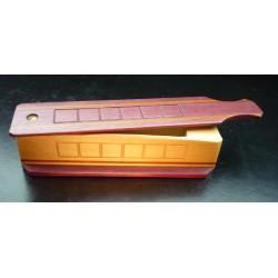 Gizzo Poplar & Purpleheart Box