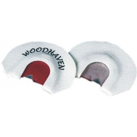 WoodHaven Mini Red Scorpion Diaphragm Call