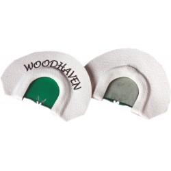 WoodHaven Mini Green V Diaphragm Call