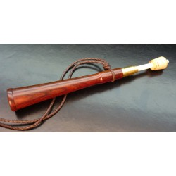 Ted 'Pete' Peters Classic Game Calls Cocobolo Trumpet Yelper