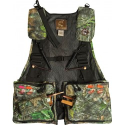OL' TOM Time & Motion Strap Vest - Mossy Oak NWTF Obsession