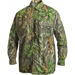 OL' TOM Dura Lite Mesh Back Shirt-Mossy Oak NWTF Obsession