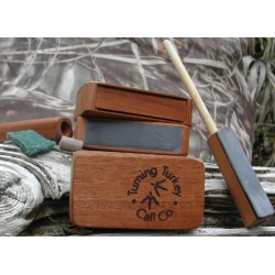 Turning Turkey Co-Call Scratch Box/Slate Call