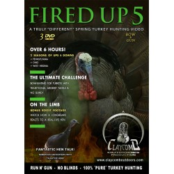Fired Up 5 by Claycomb Outdoors