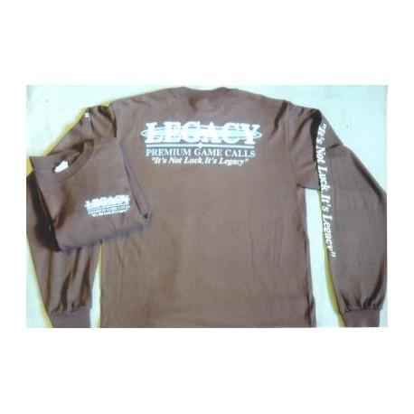 Legacy Long Sleeve Logo T-Shirt