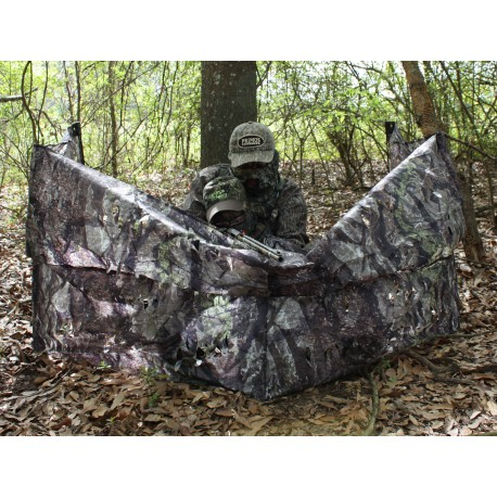 Primos Up-N-Down Stake Out Adjustable Ground Blind