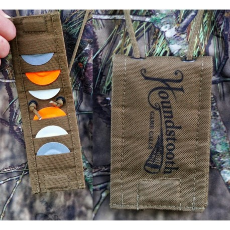 Houndstooth Mouth Call Pouch