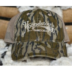 Houndstooth Mossy Oak Bottomland Mesh Back Hat