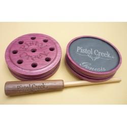 Pistol Creek Genesis Purpleheart Slate