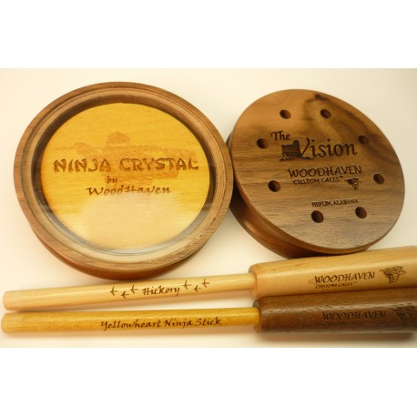 Woodhaven Ninja Crystal Call