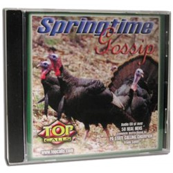 Top Calls Springtime Gossip CD