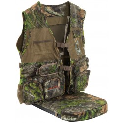 Alps Outdoorz Super Elite 4.0 Turkey Vest - Mossy Oak Obsession Front