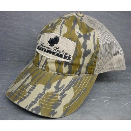 American Strutter Original Mesh Patch Hat - Midwest Turkey Call Supply cfdd716102e