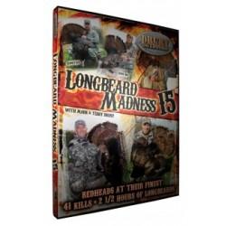 Drury Outdoors Longbeard Madness 15 DVD