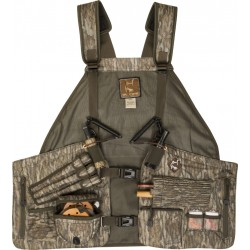 OL' Tom Time & Motion E-Z Rider Turkey Vest Mossy Oak Bottomland