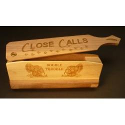 Close Calls Double Trouble Box & Slate