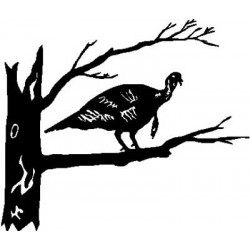 Limb Walker Turkey Decal