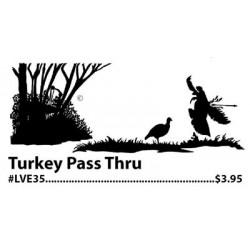 LVE Turkey Pass Thru Decal