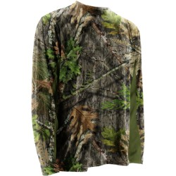 Nomad NWTF Long Sleeve Cooling Tee -Front
