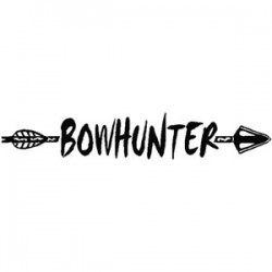 Bowhunter Decal