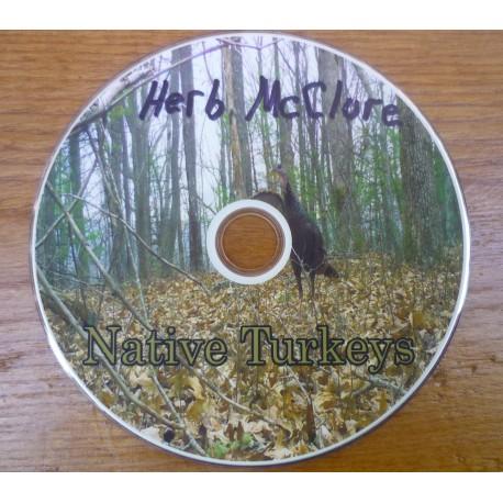Native Turkey DVD by Herb McClure