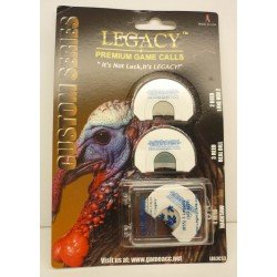 Legacy Custom 3 Pack