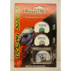 Legacy Trauma Series 3 Pack ( Dead Blow, Triple Bypass, Heart Attack)