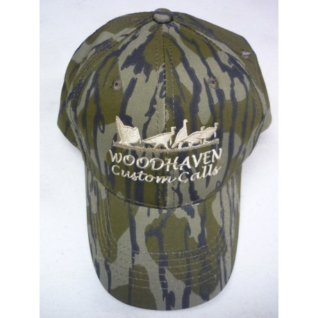 ec226b464cb Woodhaven Solid Back Logo Cap - Bottomland - Midwest Turkey Call ...