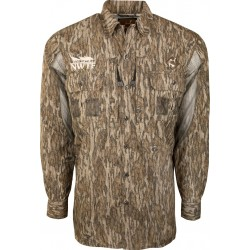 Ol Tom Dura Lite Mesh Back Shirt-Bottomland