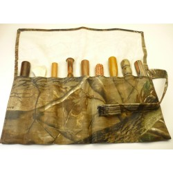 Barbara's Custom Turkey Hunting Pouches - Nine Striker Pouch