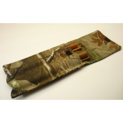 Barbara's Custom Turkey Hunting Pouches - Two Striker Pouch