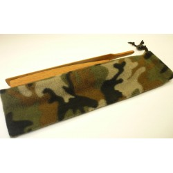 Barbara's Custom Turkey Hunting Pouches - Fleece Long Box Pouch